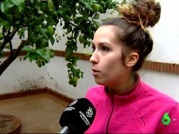 Vecinos afectados por las inundaciones en Málaga