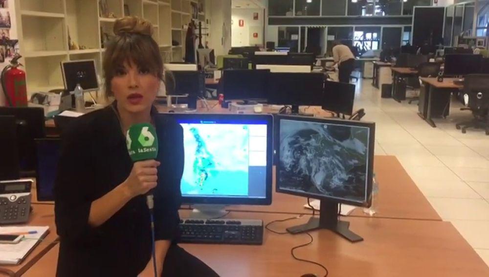 La DANA o gota fría es lo que está dejando la complicada situación de tormentas en España: esto es y así evolucionará