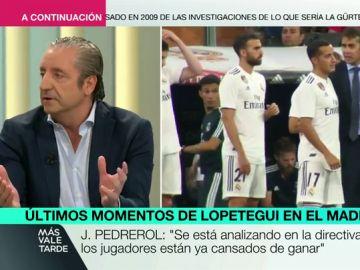Josep Pedrerol en MVT