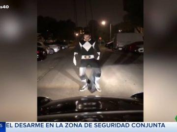 El sorprendente disfraz de Halloween con el que Miguel Ángel Silvestre ha sorprendido a sus seguidores