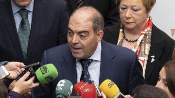 El presidente de ATA y vicepresidente de CEOE, Lorenzo Amor