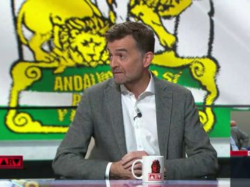 Antonio Maíllo, candidato a la vicepresidencia de la Junta