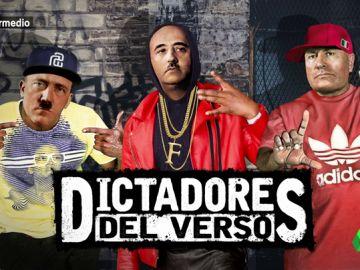 Dictadores del verso