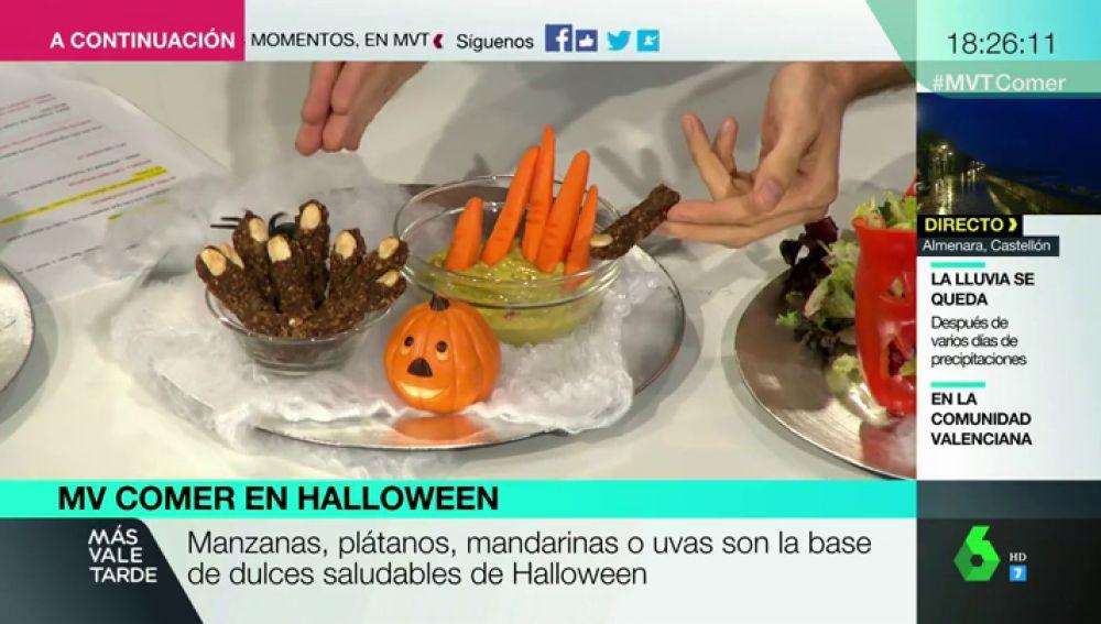 Halloween 2018: recetas para preparar dulces saludables infantiles