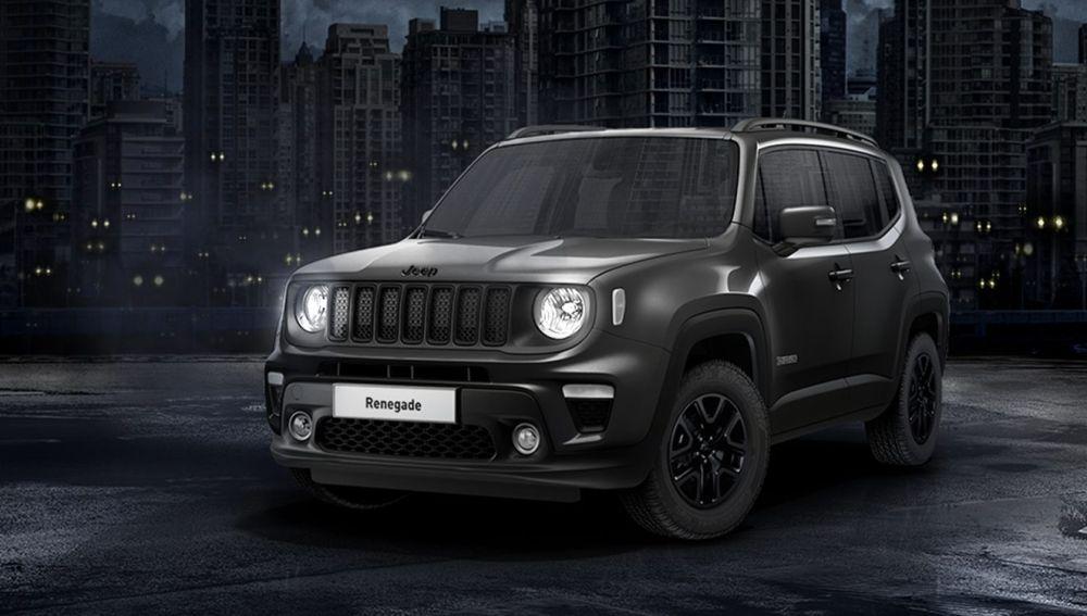 Centimetros Cubicos Regresa La Edicion Night Eagle Al Jeep Renegade