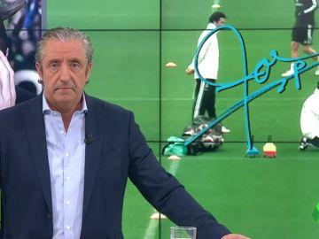 """Josep Pedrerol: """"El Madrid defiende a sus jugadores. Ahora les toca a ellos defender defender al Madrid en el campo"""""""