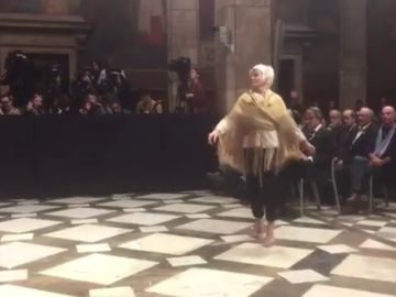 """¿Un """"aurresku flamenco""""?: el baile en la presentación del Consell de la República que se ha viralizado"""