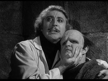 Cine: El jovencito Frankenstein