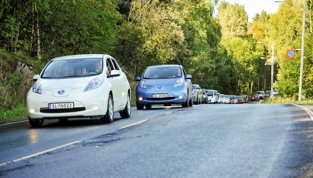 Austria introduce un límite superior de velocidad para los eléctricos