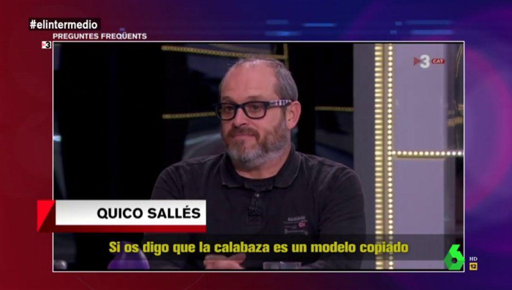 Quico Sallés en TV3