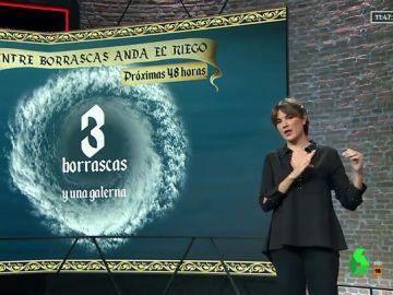 Joanna Ivars de Estación laSexta