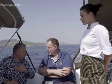"""El """"oportunismo"""", la característica principal en los curriculums de los chefs marineros 'piratas'"""