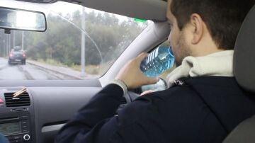 Mareos en el coche