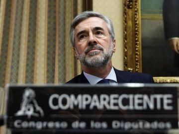 El exsecretario general del PP y exministro del Interior Ángel Acebes