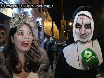 La fiesta de Halloween gana peso en nuestro país: así se celebró la noche más terrorífica del año