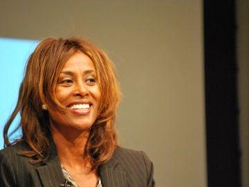 La abogada feminista Meaza Ashenafi, primera presidenta del Tribunal Supremo en Etiopía