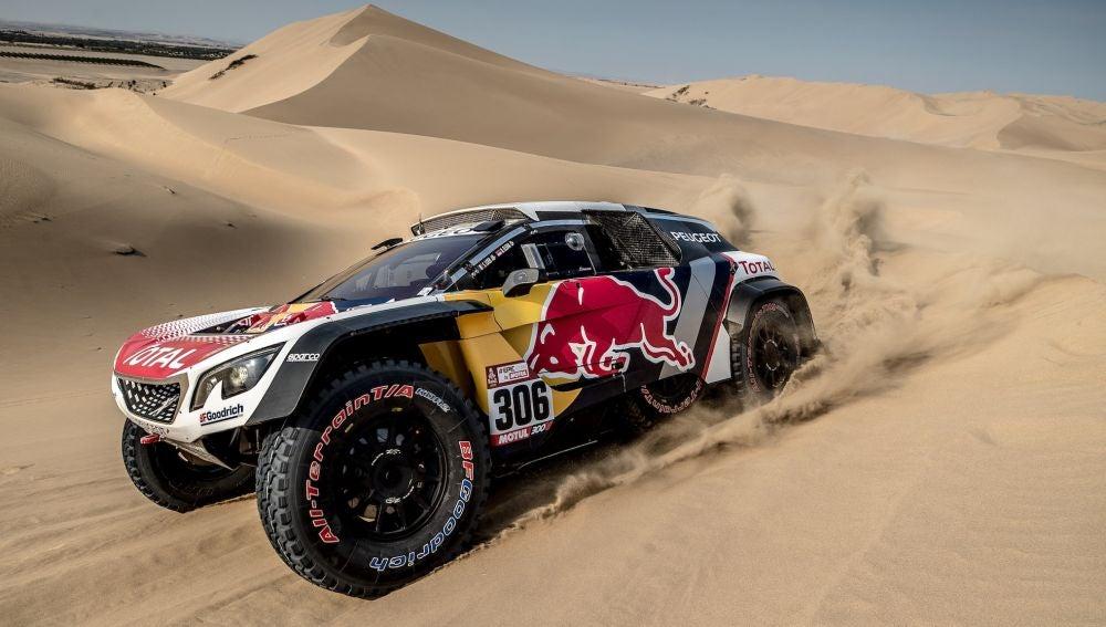 Sébastien Loeb volverá a estar en el Dakar 2019
