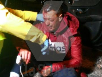 La Policía Nacional detiene a 'El Orejas' tras una peligrosa persecuación por la M-40