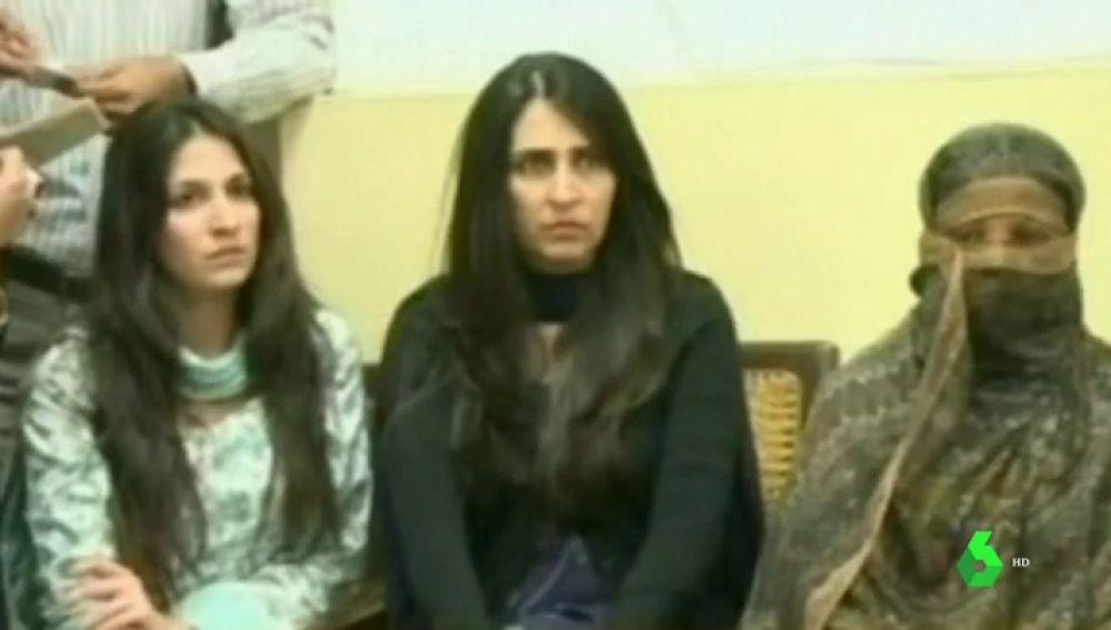 Asia Bibi, la cristiana encarcelada por blasfemia, no podrá abandonar Pakistán a pesar de que los radicales islamistas piden su ejecución cuando salga de prisión