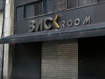 Imagen de la fachada Back&Stage de Bilbao