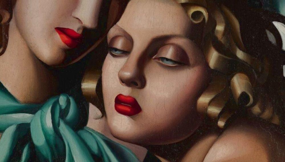 Obra de Tamara de Lempicka