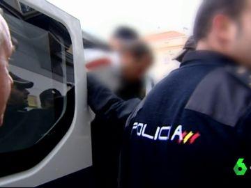 Pasan a disposición judicial los cuatro implicados en el asesinato de un guardia civil en Don Benito
