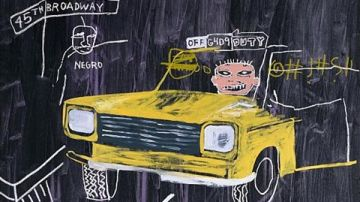 'Taxi, 45th/ BRoadway'