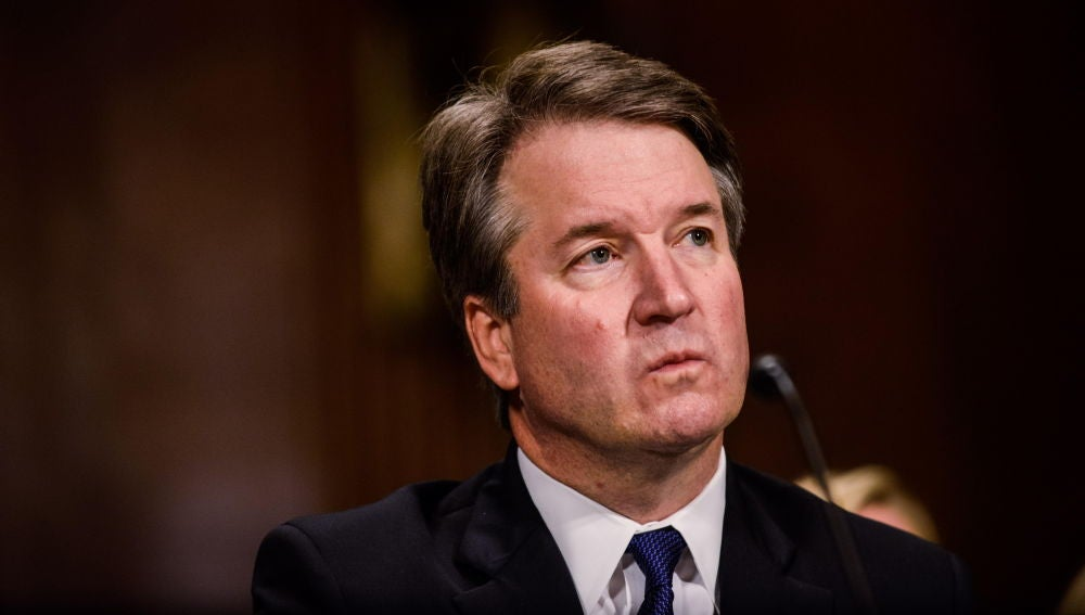 Mujer que acusó a Kavanaugh de violación asegura que mintió