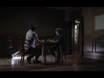Enorme susto en pleno Salvados: un foco se desploma en mitad de la entrevista