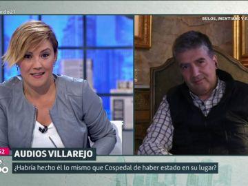 """Ignacio Cosidó admite que él no hubiera actuado como Cospedal: """"Yo no tuve ningún tipo de contacto con Villarejo"""""""