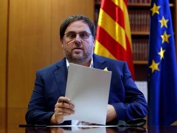 Imagen de archivo de Oriol Junqueras