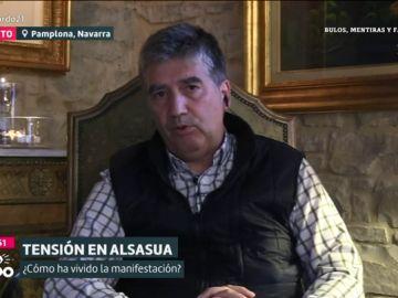 """Ignacio Cosidó: """"El nacionalismo navarro es muy agresivo y opresor con los que se sienten españoles"""""""