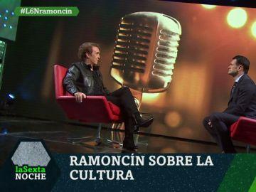 Ramoncín, en laSexta Noche