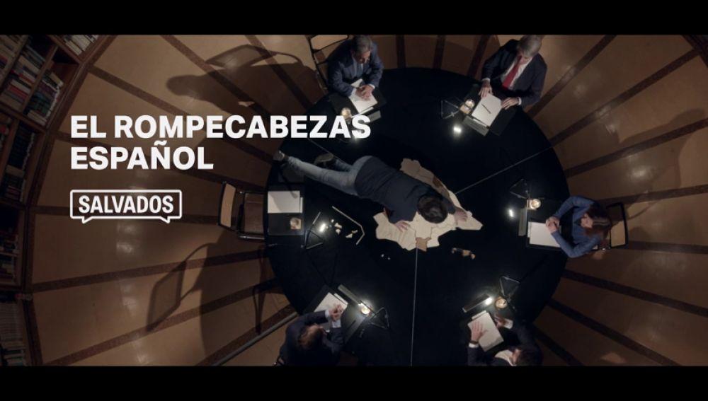 Extremadura, Murcia, Baleares, Madrid y Cantabria: cinco presidentes autonómicos se enfrentan al rompecabezas español en el próximo Salvados