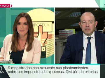 """Gonzalo Bernardos: """"Los bancos sólo quieren dar miedo a los ciudadanos y a los políticos """""""