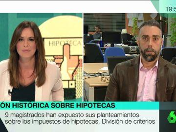 """Rubén Sánchez, sobre el pleno del impuesto de las hipotecas: """"Los ciudadanos deberíamos estar inquietos, lo lógico es que no hubiera mucho que discutir"""""""