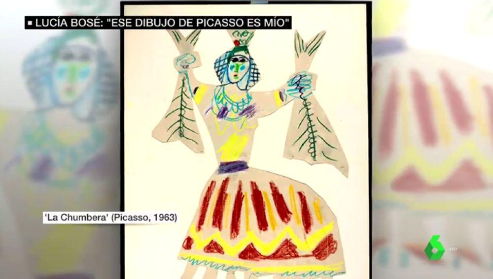 Se suspende el juicio contra Lucía Bosé por el supuesto robo de un Picasso porque Miguel Bosé no se ha presentado a declarar