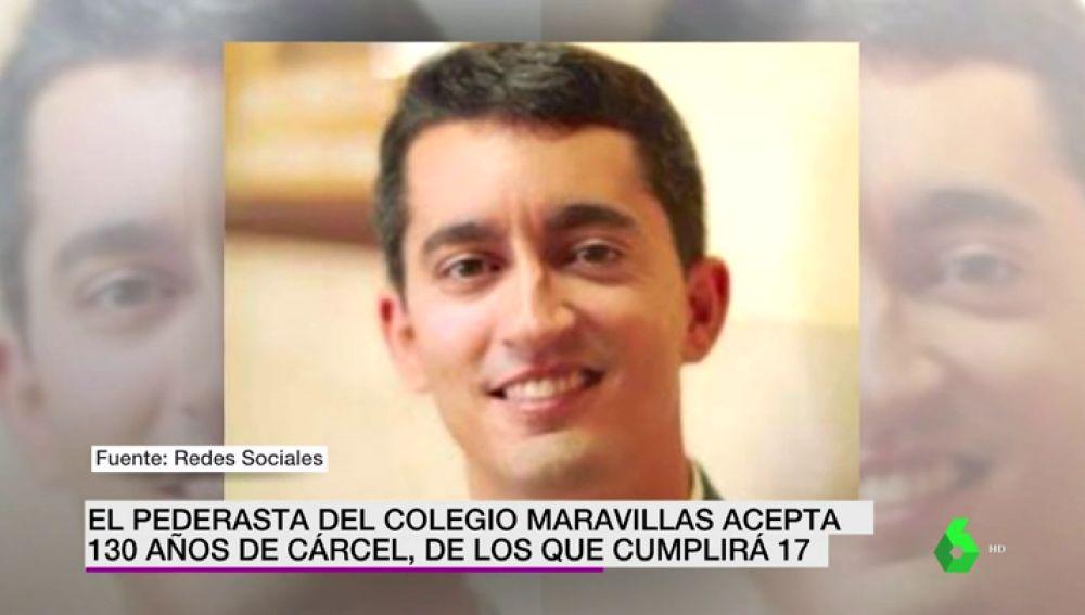 Condenan a 137 años de prisión al exprofesor del Colegio Maravillas de Madrid tras reconocer los abusos a alumnos