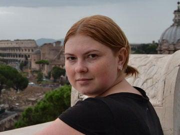 La activista ucraniana Katerina Handziuk