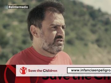 David del Campo, de Save The Children
