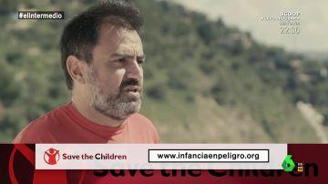 David del Campo, de Save The Children