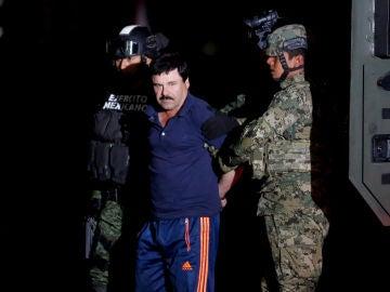 Detención de El Chapo