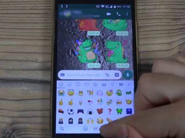 Cómo crear y usar nuestros propios stickers en WhatsApp