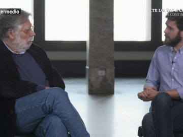 """Joaquín Estefanía: """"Aznar está en el pódium de políticos con más creencia del conflicto como estrategia política """""""