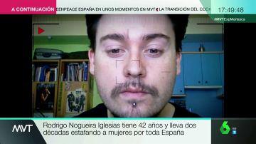 Con diferentes identidades, profesiones y redes sociales: así preparaba Rodrigo Nogueira las estafas que le llevaron a prisión