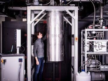 Crean vida artificial cuantica en un computador IBM Q