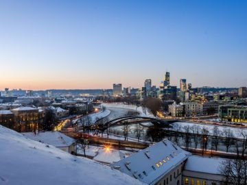 Destinos de nieve e invierno