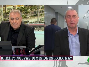 """Joan Baldoví: """"Algunos partidos no le hacen un favor al rey emérito ocultándole de la transparencia"""""""