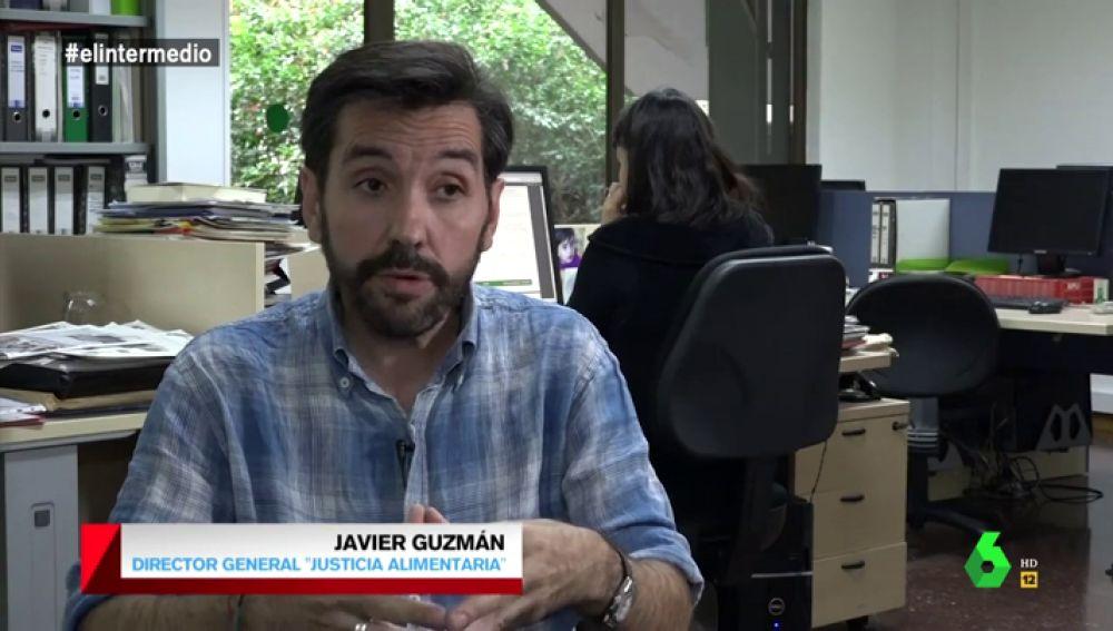 """Javier Guzmán: """"La brecha alimentaria se traduce en que los niños de rentas más bajas tienen el doble de obesidad"""""""