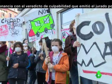 Comienza la guerra entre colegios públicos y concertados por un Madrid libre de coches
